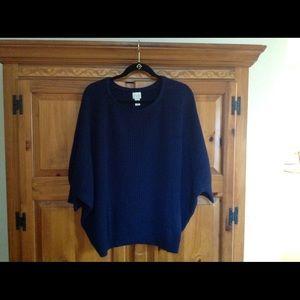 Chicos dolman sleeve sweater